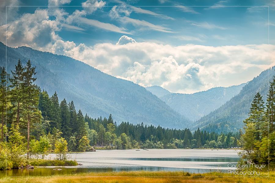 Hintersee bei Ramsau, Nationalpark Berchtsgaden