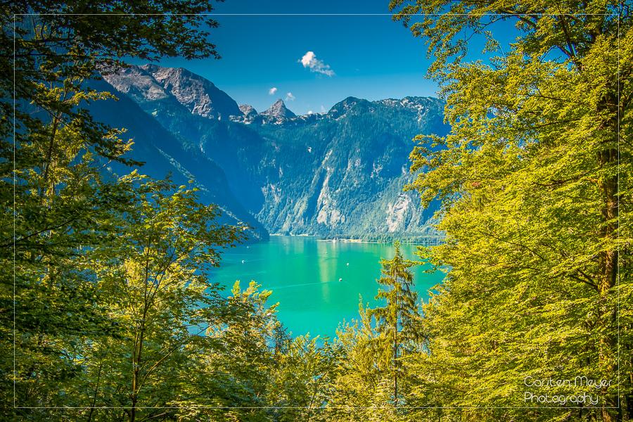 Der Königssee, Herz der Berchtesgadener Alpen