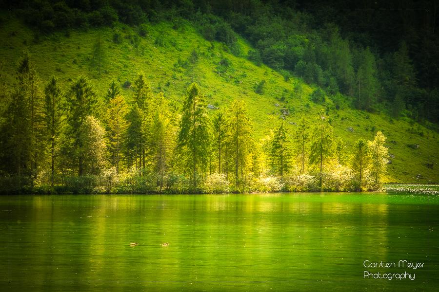 Königssee, Nationalpark Berchtsgaden