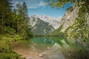 Der Obersee - ein Juwel im Berchtesgadener Land