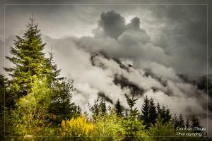 Noch kämpfen Frühling und Winter miteinander, deshalb fand ich das Bild von der letzten Alpentour passend für diesen Monat.