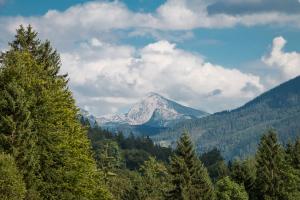 Alpen bei Ramsau