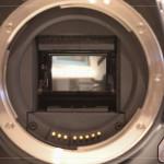 Spiegel der EOS 450D