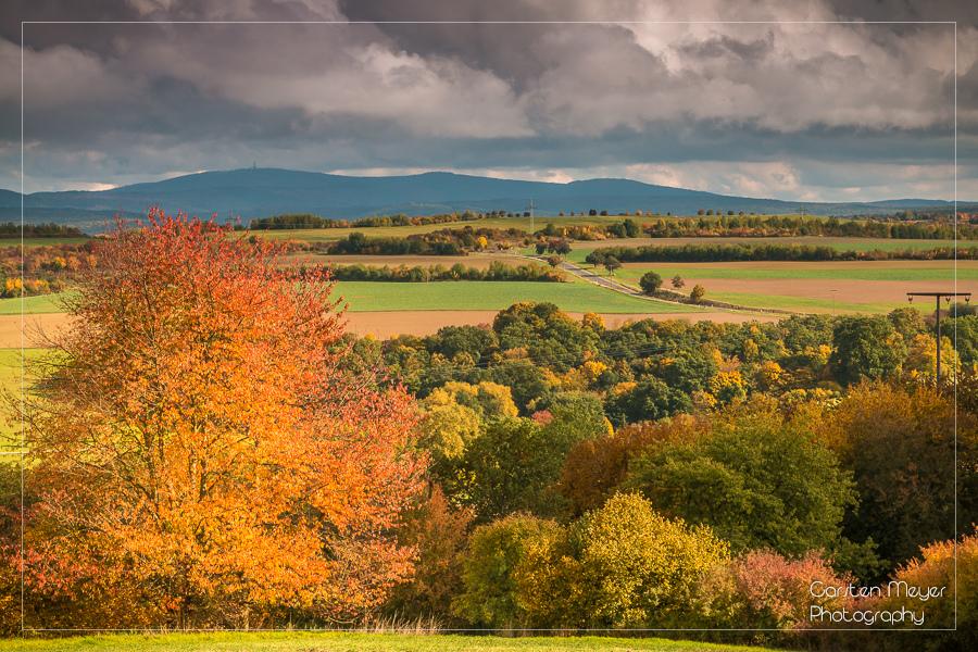 Neue Bilder – Wallrabenstein im Herbst