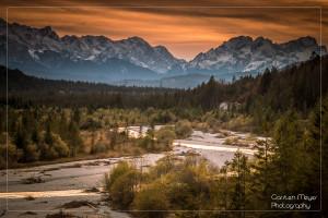 Bericht – Bayerischer Wald und Alpen 2015 (Eibsee, Isarwinkel)