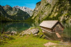 Am Obersee, Berchtesgadener Land